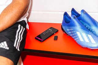 Adidas GMR is a Google-powered smart insole to track your football progress