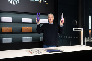 """James Dyson: Future solid-state battery tech """"crucial"""" to new products"""
