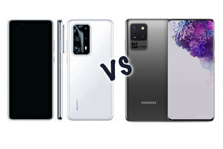 Huawei P40 Pro+ vs. Samsung Galaxy S20 Ultra: battle of the super phones