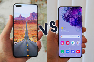 Huawei P40 Pro vs Samsung Galaxy S20 +: stevige concurrentie