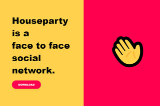 What is Houseparty? Plus how to use the face-to-face social app
