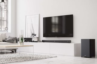 Enjoy Dolby Atmos with Sharp's latest soundbars