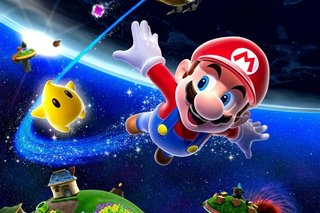 Super Mario Galaxy, Mario Sunshine e Mario 64 chegando ao Nintendo Switch