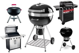 Best BBQ 2020: Barbecue in the sunshine with gas or charcoal