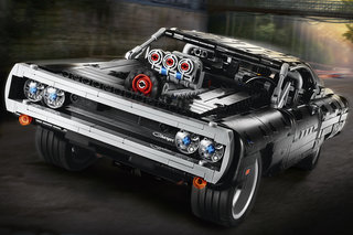 Dominic Toretto's Fast and Furious Dodge Charger has been given the Lego Technic treatment