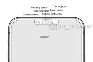 iPhone 12 to feature much smaller notch, without missing any Face ID sensors?