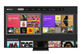 Apple Music now available on Samsung TVs, comes to models from 2018 and up