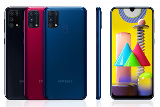 Samsung Galaxy M31 brings massive battery at an affordable price