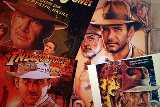 What is the best order to watch the Indiana Jones movies and TV show?