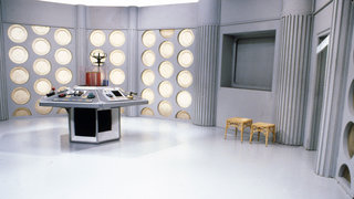 These images of empty BBC sets are ideal Zoom and Skype backgrounds