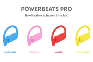 We'd love to see Powerbeats Pro in these fresh rumoured colours