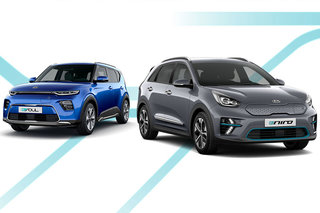 Kia plans 800-volt superfast charging for future electric cars