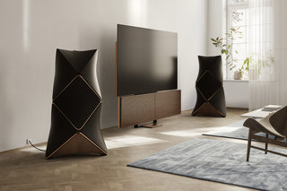 Bang & Olufsen debuts an 88-inch 8K OLED version of its Beovision Harmony TV