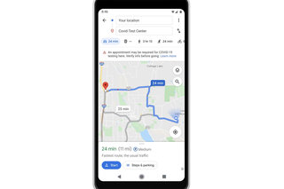 Google Maps update helps you travel while socially distancing