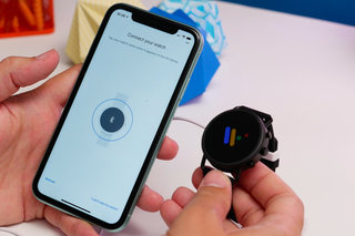 How to pair and set up Wear OS watches with an iPhone