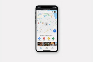New Google Maps features found, including first-mile options and interface changes