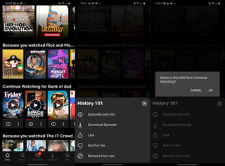 You Can Now Easily Remove Titles From Your Netflix Continue Wa