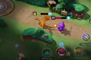 Pokémon Unite, a MOBA for Switch and mobile, unveiled by The Pokémon Company and Tencent Games