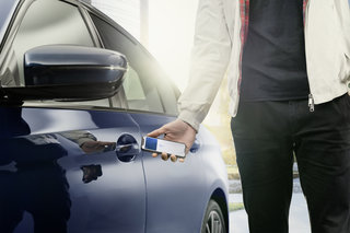 What is Apple CarKey and how will it revolutionise driving?