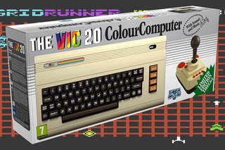 The Vic 20 is another Commodore computer reimagined for retro games play