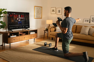 Peloton fitness app now available on Roku in UK too