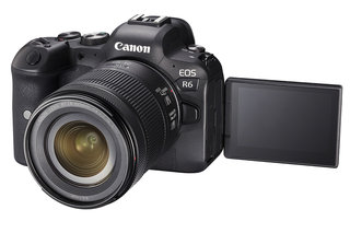 Canon EOS R6 mirrorless camera is designed for action and low-light shooting