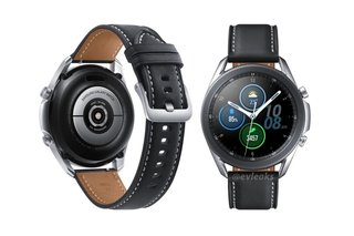 Samsung Galaxy Watch 3 firmware reveals new smartwatch features