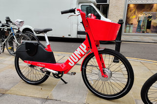 Jump rental bikes are returning to the streets of London under new owners Lime