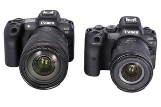 Canon EOS R5 vs EOS R6: What's the difference?