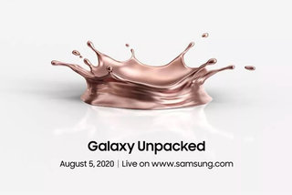 Galaxy Unpacked event announced: Is Samsung teasing a copper Note 20?