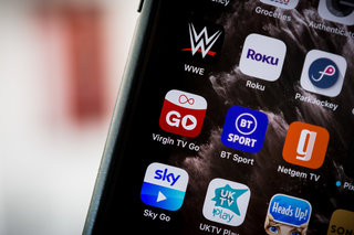 Virgin TV Go app gets Sky Cinema channels and on demand