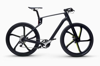 Superstrata offers up a sleek-looking 3D printed carbon fibre electric bike