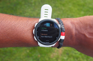 Garmin Forerunner 245 on wrist photo 3