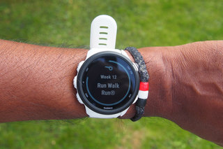 Garmin Forerunner 245 on wrist photo 8