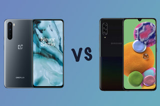 OnePlus Nord vs Samsung Galaxy A90 5G: What's the difference?