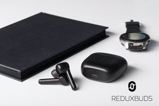 ReduxBuds are AI-Powered Noise Cancelling True Wireless Earbuds
