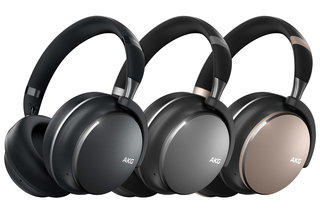 AKG Y600NC bring active noise-cancelling in premium over-ear design