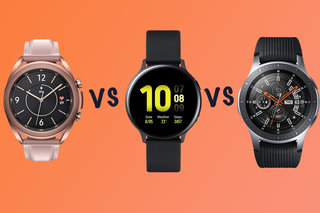 Mejor Samsung Galaxy Watch: Galaxy Watch 3 vs Active 2 vs Galaxy Watch