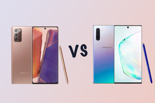 Samsung Galaxy Note 20 vs Galaxy Note 10: What's the difference?