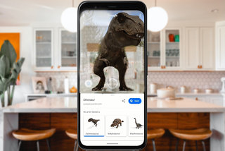 Google 3D objects: How to view dinosaurs in AR right in your kitchen