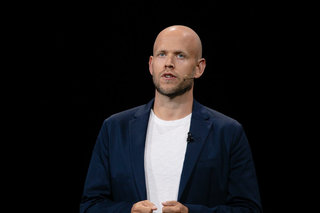 "Spotify chief: Musicians can't ""record music once every three to four years and think that's going to be enough"""