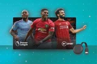 EE is offering 'BT Sport in a Box' including a Google Chromecast