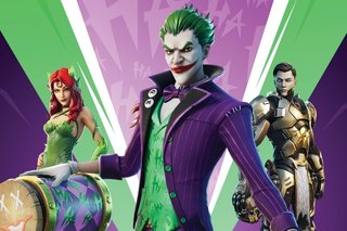 Fortnite and DC team up on a new game bundle coming in November