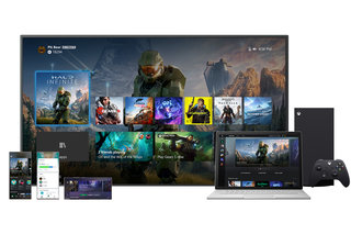 New Xbox Series X user experience gets rounded corners, unlike the Xbox itself