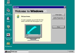 Windows 95 at 25: Here's why it changed the PC world