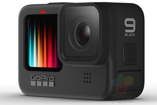 GoPro Hero 9 revealed: Leaked renders show full-colour front display