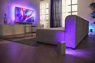 Philips Wireless Home System speakers add light to multi-room audio