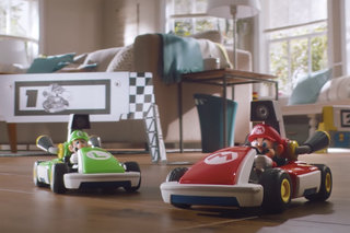 Mario Kart Live Home Circuit uses RC karts to bring Switch gaming into the real world