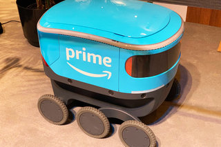 Is Amazon's Scout delivery robot coming to the UK and Europe soon?