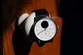 Withings ScanWatch Bewertung: Hybrid Smartwatch Himmel